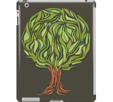 Illusion  tree iPad Case/Skin