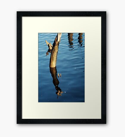 The Arc Framed Print