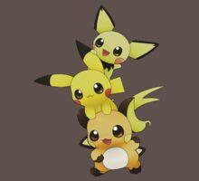 pokemon pikachu Kids Clothes
