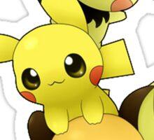 pokemon pikachu Sticker