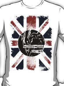 God Save the Alien Queen T-Shirt