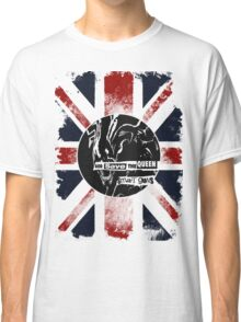 God Save the Alien Queen Classic T-Shirt