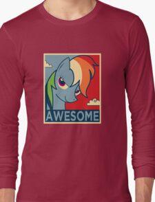 AWESOME Long Sleeve T-Shirt