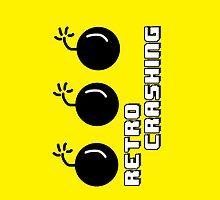 Retro Crash by fionny