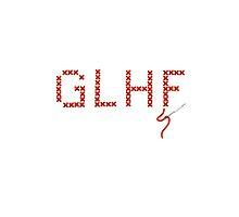 GLHF stiches by Patrik Eriksson