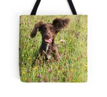 Out of the flowers Tote Bag