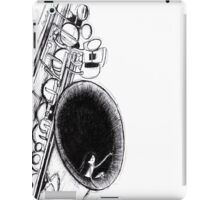 My Hiding Place iPad Case/Skin