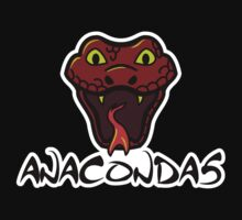 Anacondas by OrangeRakoon