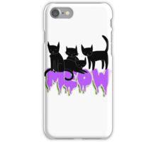 Chillin Kitties iPhone Case/Skin