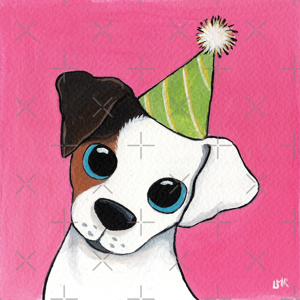 Party Pooch by Lisa Marie Robinson