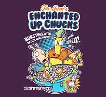 Enchanted Up Chucks T-Shirt