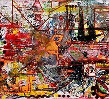 ~ compass ~ by Silvia de Caceres