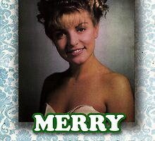 Merry Birthday (stay safe) - Laura Palmer by Groatsworth
