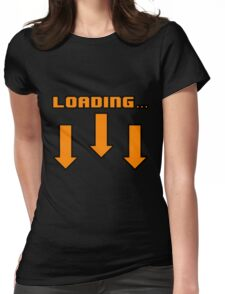 Loading.... Womens Fitted T-Shirt