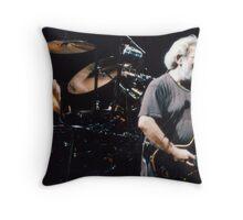 Jerry Rocks the Garden Throw Pillow