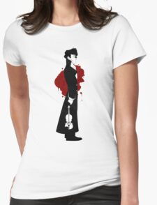 Believe In Me Womens Fitted T-Shirt