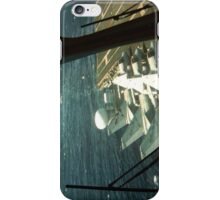 Navy ship view iPhone Case/Skin
