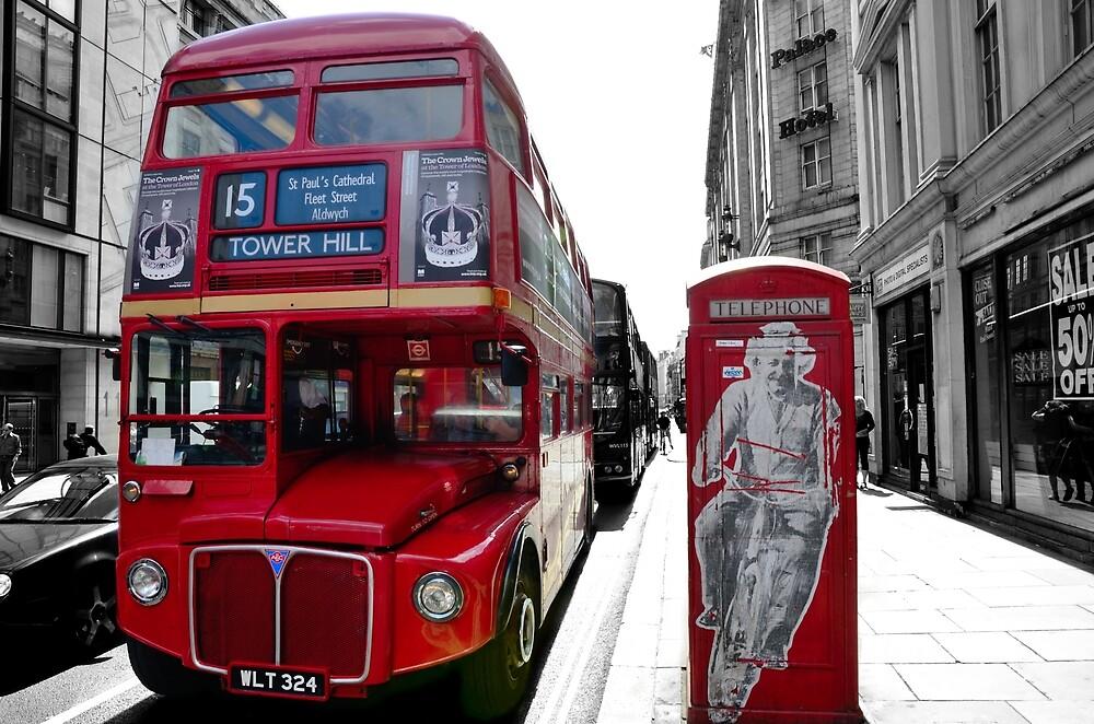 London Icons by jonshort58