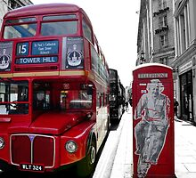 London Icons by jonshort58
