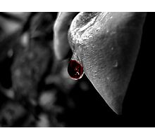 IT all Washes away in the end...... Photographic Print