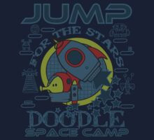 Doodle Space Camp by OneShoeOff