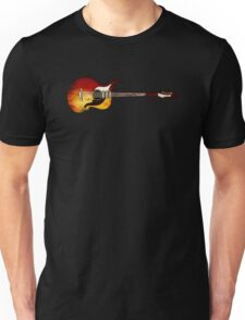 The Evolution of the Guitar Unisex T-Shirt