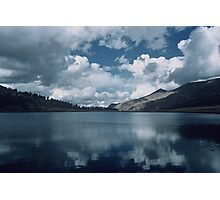 Glacial Lake, Yosemite National Park Photographic Print