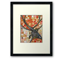 Serpent Tree II Framed Print