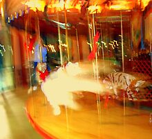 Carousel, Coolidge Park North Chattanooga by wolfy61