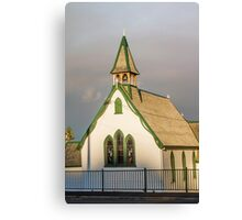 St. Stephen's Anglican Church, Penguin, Tasmania, Australia Canvas Print