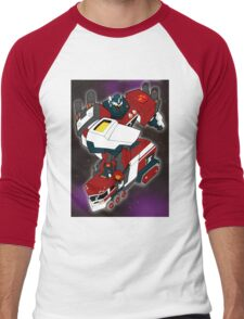 Robot Convertor Optimum Overload Men's Baseball ¾ T-Shirt