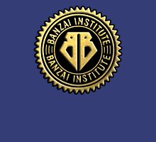 Buckaroo Banzai Institute Gear Logo Gold Seal Unisex T-Shirt