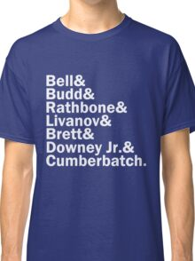 Holmses Classic T-Shirt