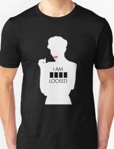 i am sher locked 1 T-Shirt