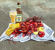 Bugs and Brew by Elaine Hodges
