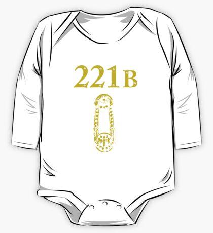 221b baker street One Piece - Long Sleeve