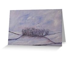 Addingham Moorside Greeting Card