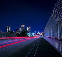Fort Worth at Night by IgorPhotography