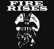 fire rises by Vagelis Georgariou