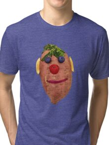 The Veggies - Stewie Stewman Tri-blend T-Shirt