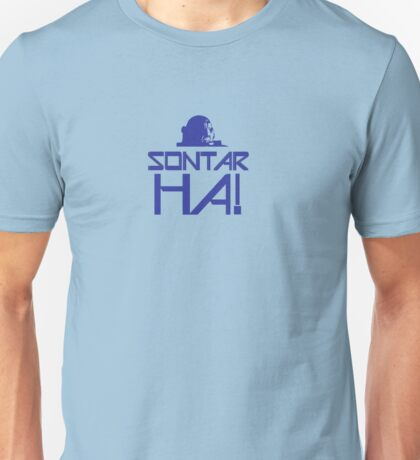 Sontar-Ha! - Doctor Who Unisex T-Shirt