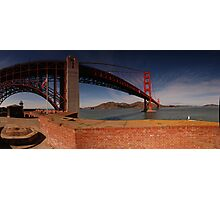 Fort Point 3 Photographic Print