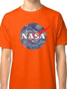 NASA starry night Classic T-Shirt