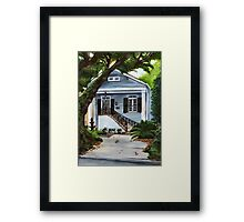 New Orleans Home Framed Print
