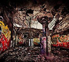 Grafitti Decay by IgorPhotography