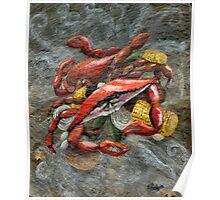 Crab Boil Poster