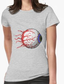 Terraria Eye of Cthulhu Womens Fitted T-Shirt