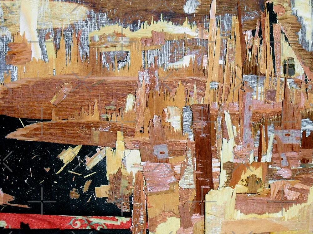 modern vibrant city by richman
