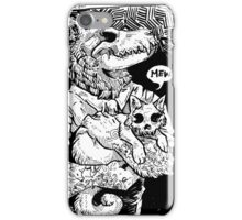 Jack and Mittens  iPhone Case/Skin