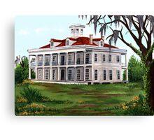 LeBeau Plantation Canvas Print